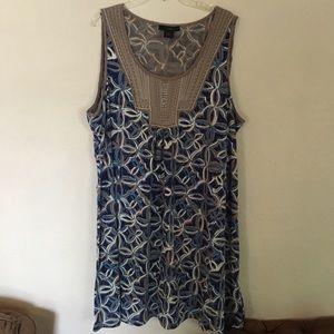 Calvin Klein dress. Size 3X.